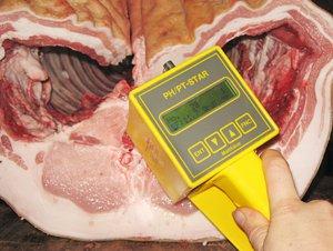 Значення оцінки якості м'ясо-сальної продукції свинарства